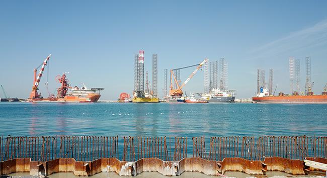 美国港口工程
