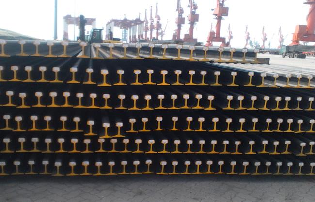 钢轨出口泰国
